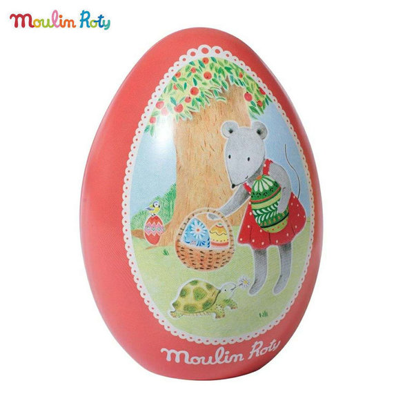 Moulin Roty Великденско яйце за изненади Мишлето Нини 632232