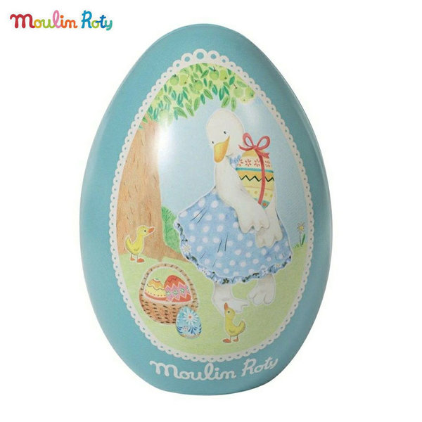 Moulin Roty Великденско яйце за изненади Патето Жана 632234