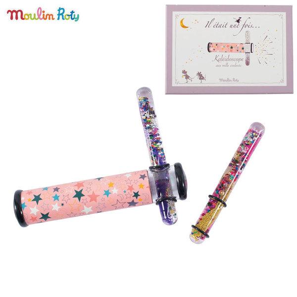 Moulin Roty Детски калейдоскоп с магически пръчици 711358