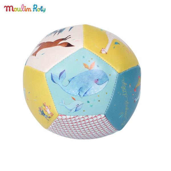 Moulin Roty Бебешка топка Le voyage d'Olga 714510