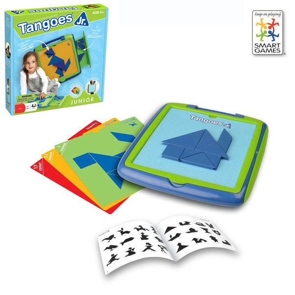Smart Games Детска игра с магнитни форми Tangoes Junior TGJRT001