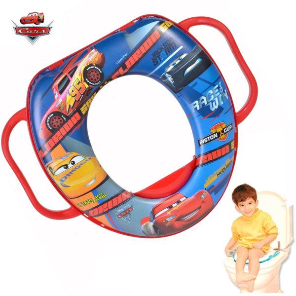 Disney Cars Детска дъска за тоалетна чиния Колите 10483