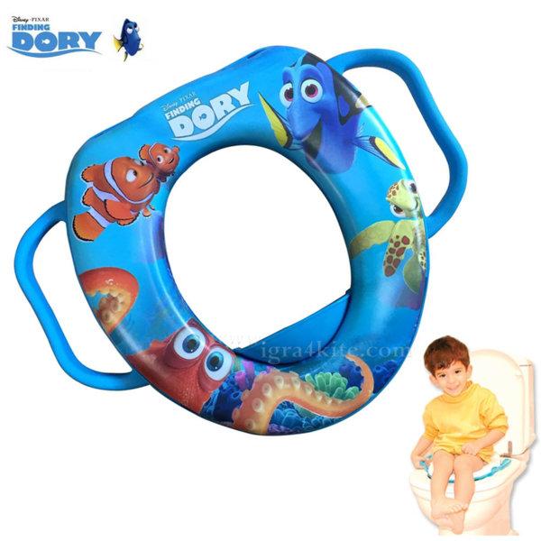 Disney Dory Детска дъска за тоалетна чиния Дори 73819