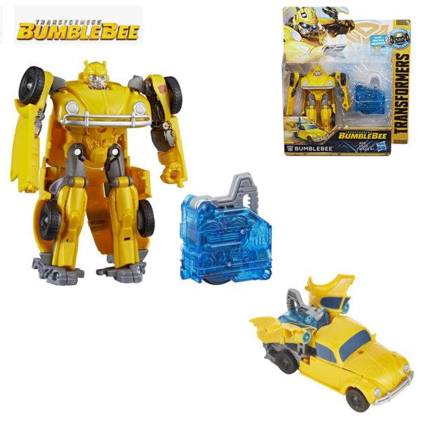 Transformers Energon Igniters Power Plus Трансформърс екшън фигура 12см Bumblebee E2087
