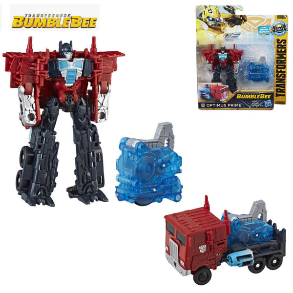 Transformers Energon Igniters Power Plus Трансформърс екшън фигура 12см Optimus Prime E2087