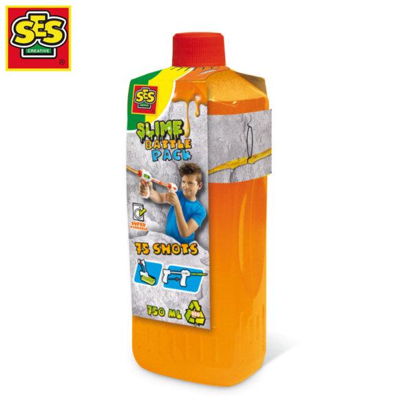 SES Creative Пълнител с желе, оранжев цвят 02274
