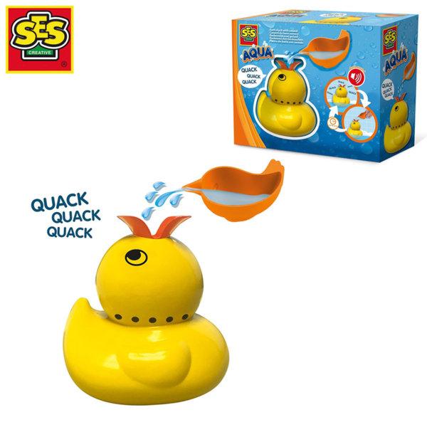 SES Creative Играчка за баня Пате със звук 13075