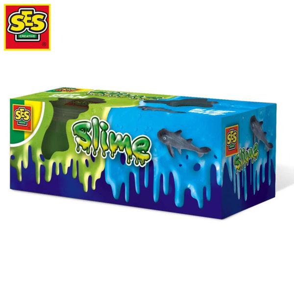 SES Creative Желе 2х120гр. акула Океан 15006