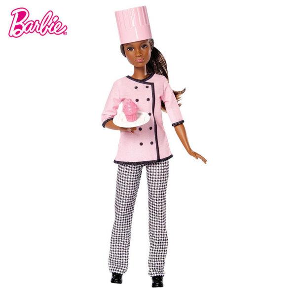 Barbie Кукла Барби сладкарка DVF50