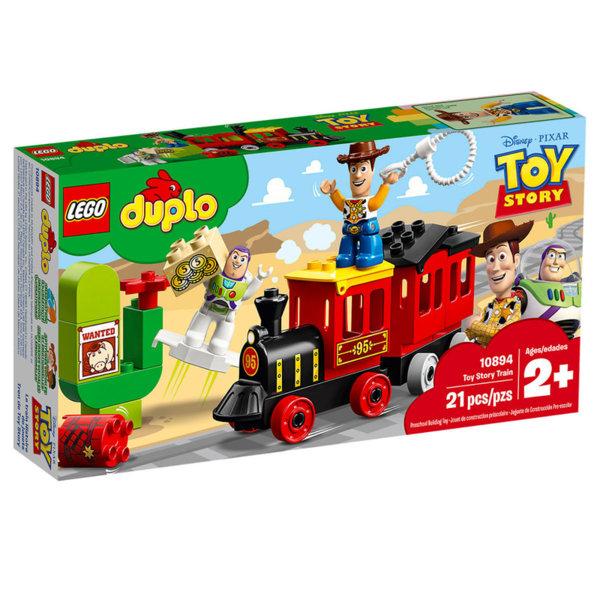 Lego 10894 Duplo Toy Story Влак