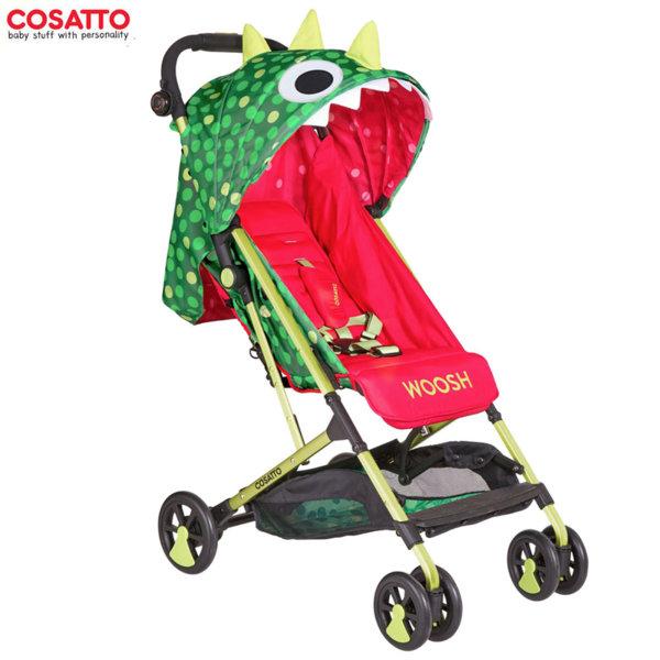 Cosatto Детска количка Woosh Dino Mighty CT3911
