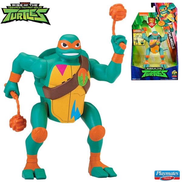 TMNT Костенурките нинджа Екшън фигура Deluxe Michelangelo 81400