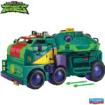 TMNT Костенурките нинджа Трансформиращ се камион 2в1 82511