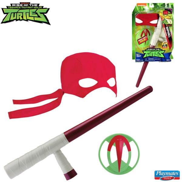 TMNT Костенурките нинджа Комплект оръжие с маска Raphael 82050
