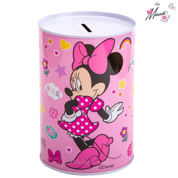 Disney Minnie Mouse Детска касичка Мини Маус 57139