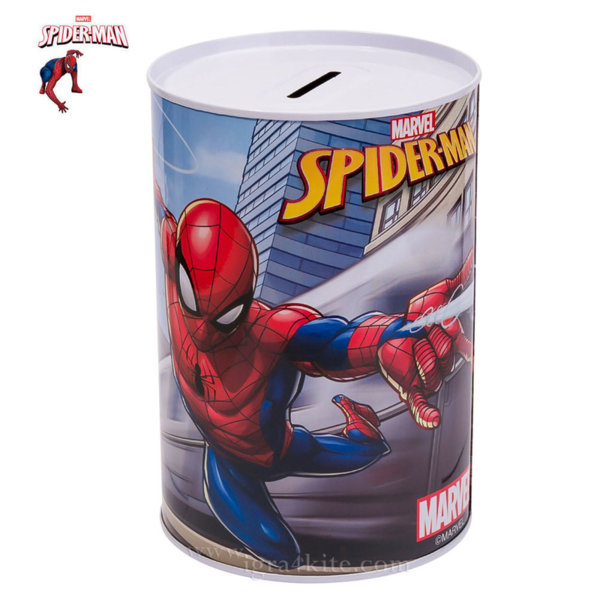 Spiderman Детска касичка Спайдермен 12319