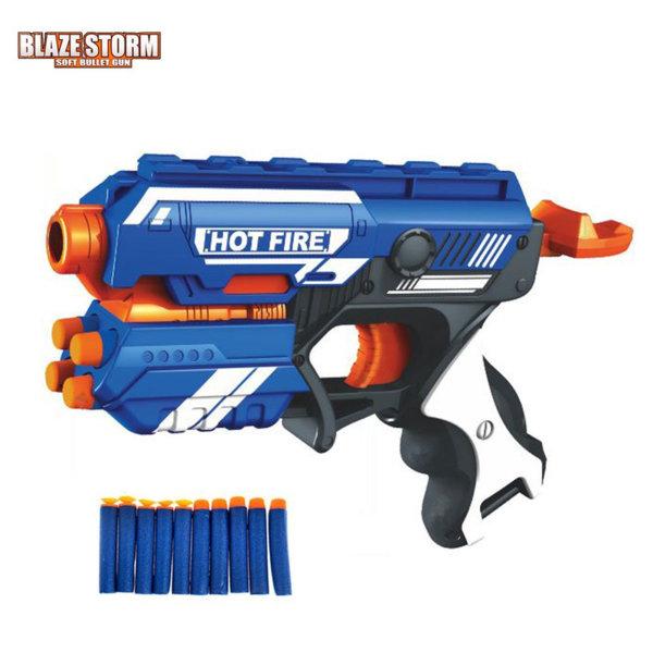 Blaze Storm Бластер Hot Fire със стрели 7036