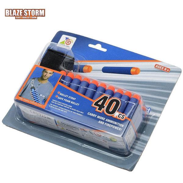Blaze Storm Комплект стрели с патрондаш 0340