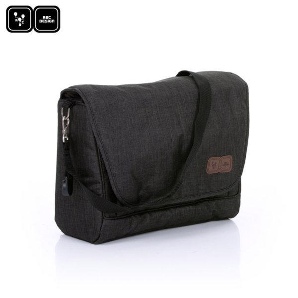 af5a990d2d8 ABC Design Чанта за количка с подложка за повиване Fashion piano  1200016-1902