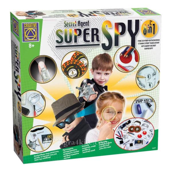Craetive Комплект Супер таен агент 6079