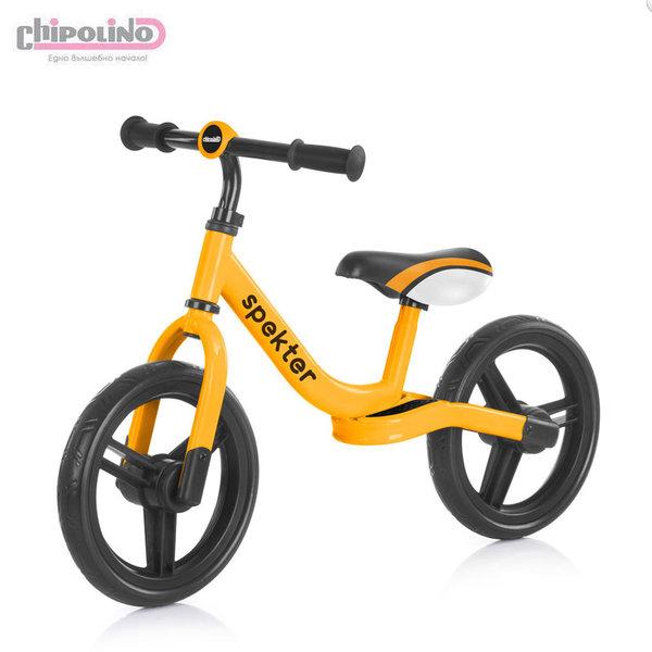 Chipolino Балансиращо колело Спектър неон оранж