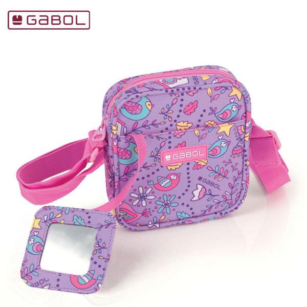 Gabol Bird Малка чанта за през рамо с огледало Габол 224282
