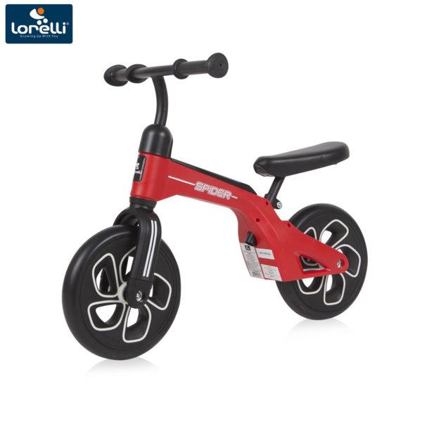 Lorelli Детска колело за баланс SPIDER Червено 10050450004