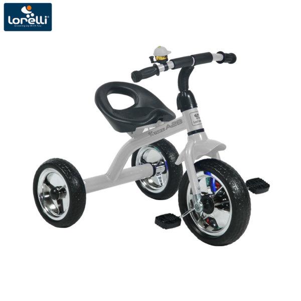 Lorelli Детско колело триколка A28 сива 10050120005