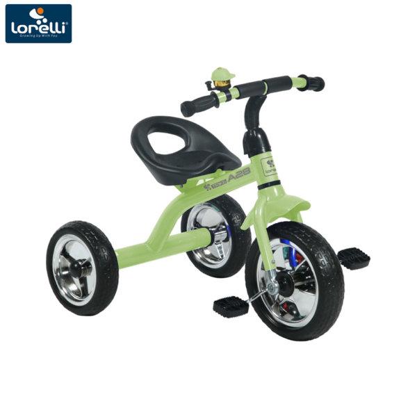 Lorelli Детско колело триколка A28 зелена 10050120006