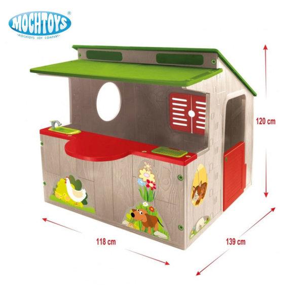 Mochtoys Детска къща с кухня 11392