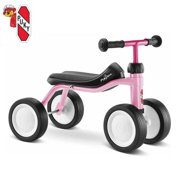 Детскo колело Puky Pukylino 1½+ розово 3015