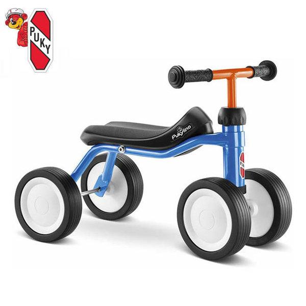 Детскo колело Puky Pukylino 1½+ синьо 3016