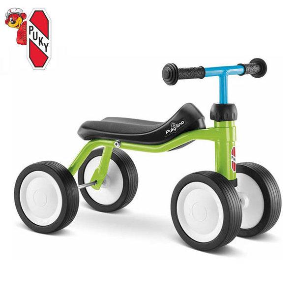 Детскo колело Puky Pukylino 1½+ киви 3018