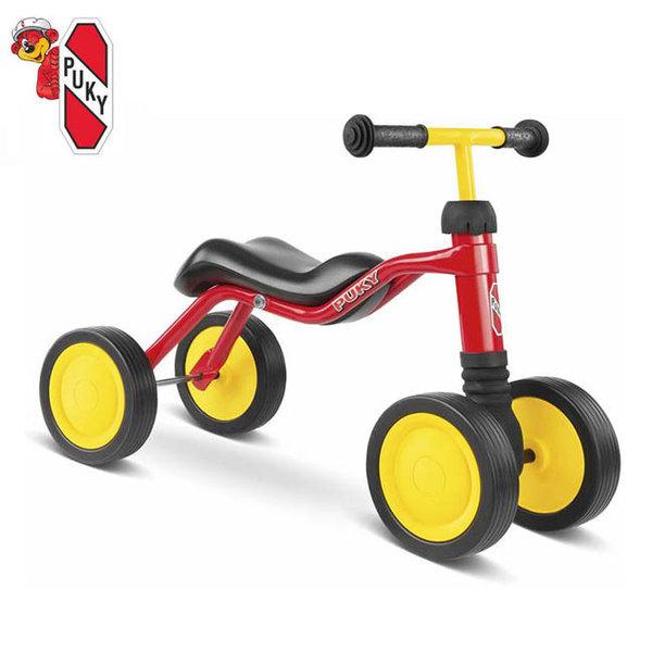 Детскo колело Puky Wutsch 1½+ Червено 4023
