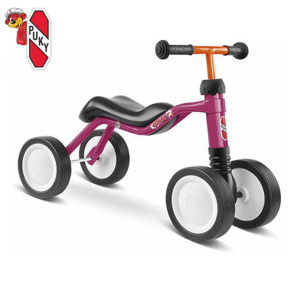 Детскo колело Puky Wutsch 1½+ Малина 3022