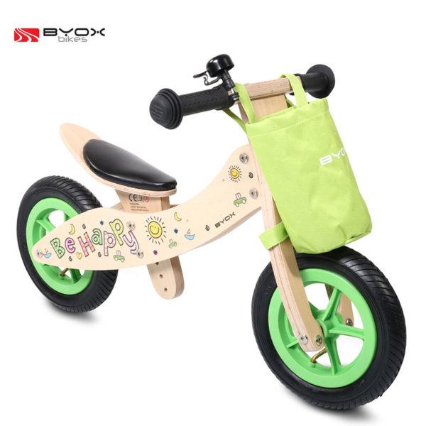 Byox Bikes Детски балансиращ велосипед Be Happy 106910