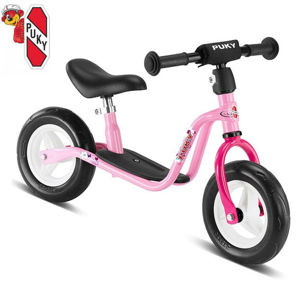 Puky Велосипед за баланс LR M розов 4061