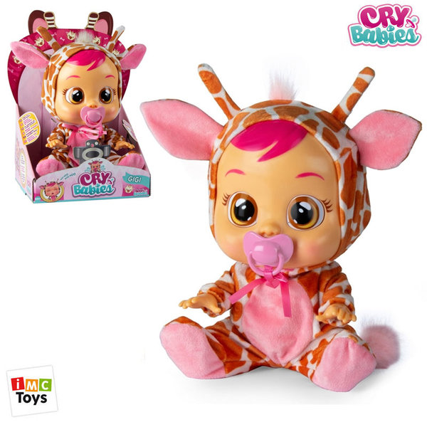 IMC Toys Плачеща кукла Crybabies Gigi 90170
