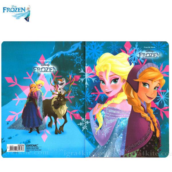 Disney Frozen Тетрадка А5 Замръзналото кралство 322216