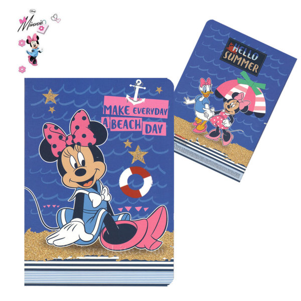 Disney Minnie Mouse Тетрадка А5 Мини Маус 52553