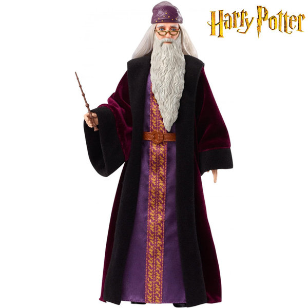 Harry Potter Albus Dumbledore Кукла Албус Дъмбълдор GCN30