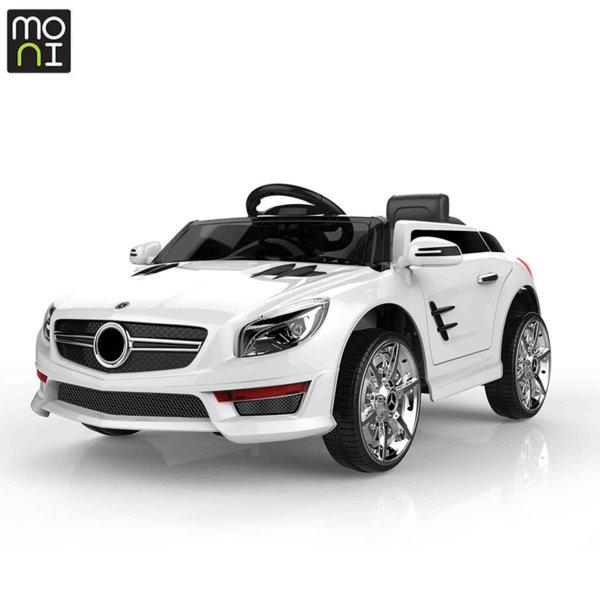 Moni Акумулаторна кола Mega Power S698 бяла 103740