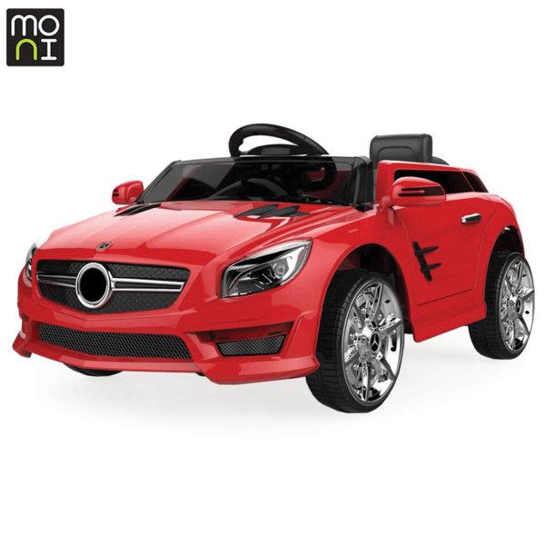 Moni Акумулаторна кола Mega Power S698 червена 104169