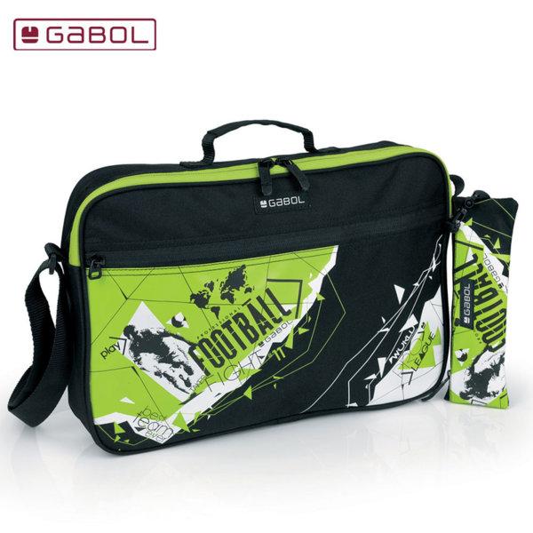 Gabol Derby Ученическа чанта с несесер Габол 225159