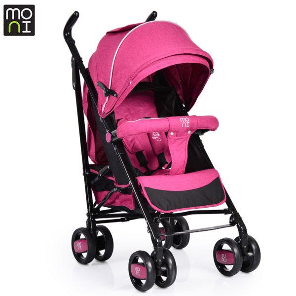 Moni Детска лятна количка Joy лилава 104142