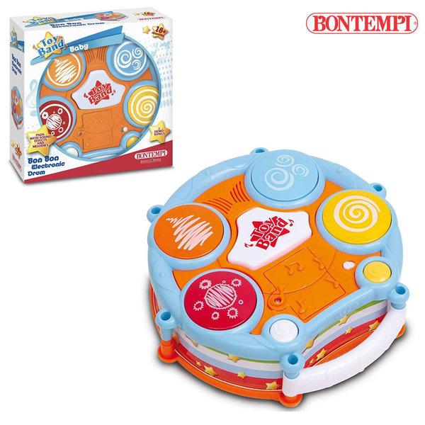 Bontempi Бебешки електронен барабан 541325