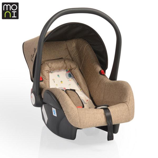 Moni Детско столче кошница за кола Gala (0-13кг) меланж 104598