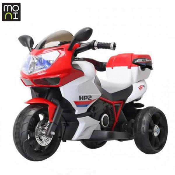 Moni Акумулаторен мотор HP2 FB-6187 червен 106186
