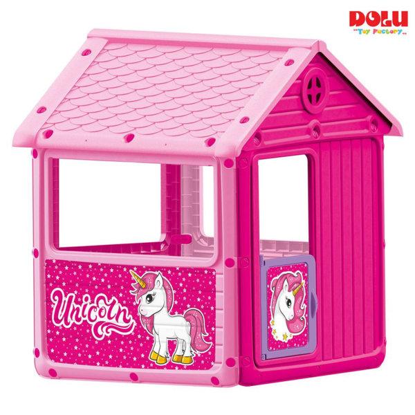 Dolu Детска градинска къща Unicorn 2512