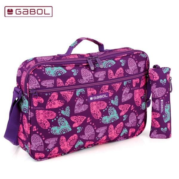 Gabol Dream Ученическа чанта с несесер Габол 224759